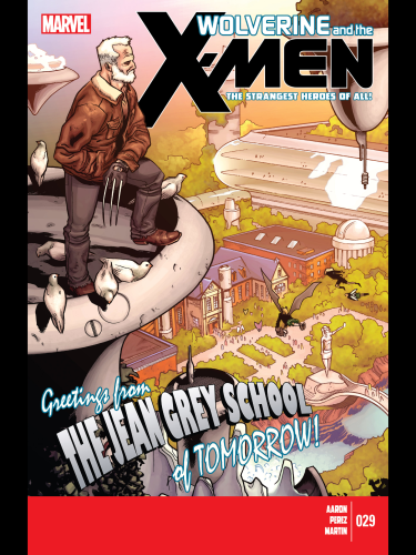 Wolverine and X men 29