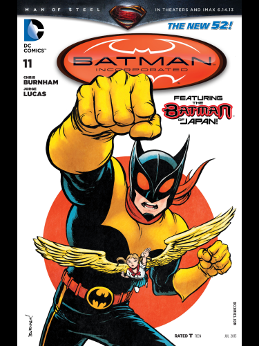 batman Inc 11