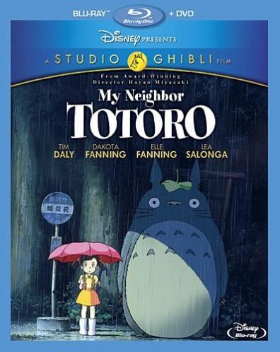 Totoro Blu -ray