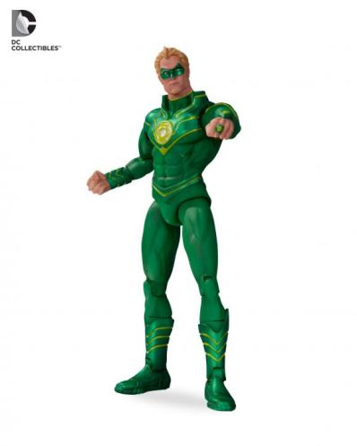Earth 2 Green Lantern