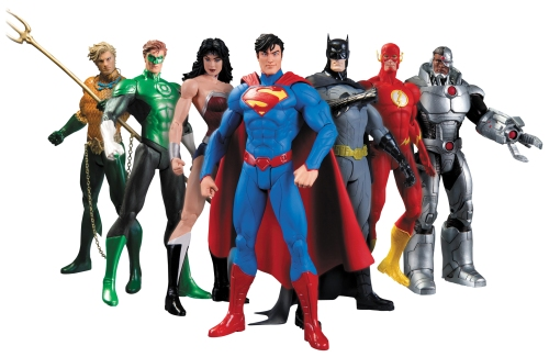 Justice League 7-Pack 0002