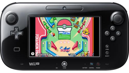 Pokemon Pinball Wii U