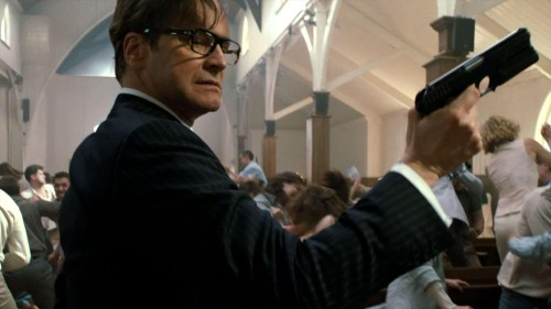 Kingsman The Secret Service 1