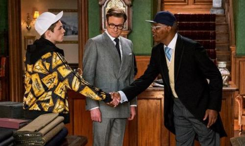 Kingsman The Secret Service 3
